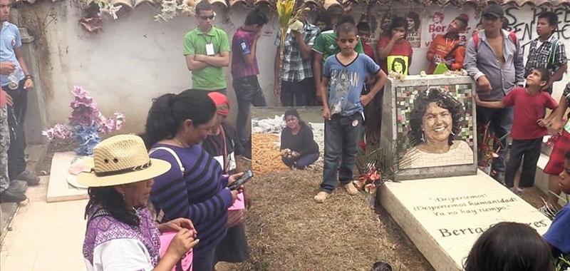 Després de Berta Cáceres: Globalitzar la resistència
