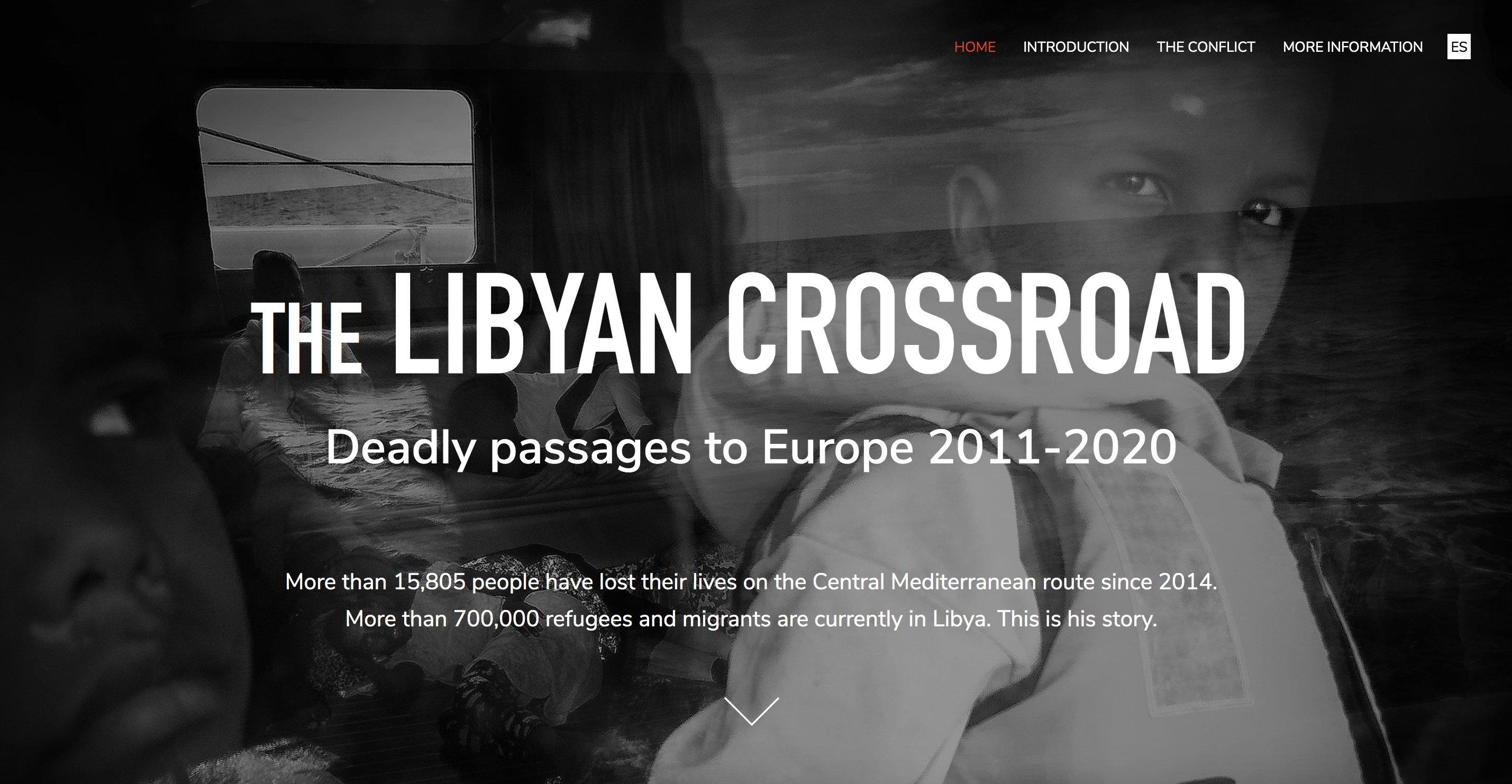 The libyan crossroad