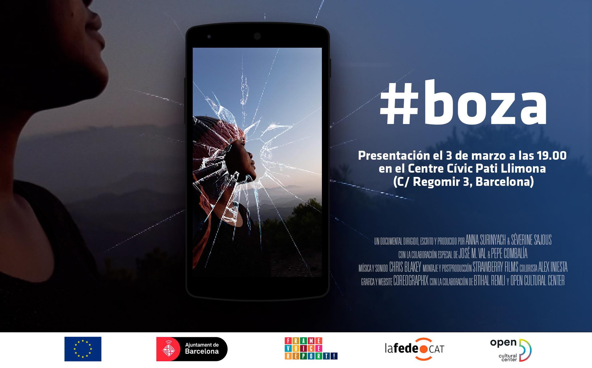 #boza: selfie de les migracions